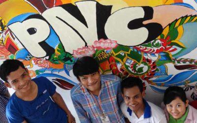 PN Cambodia – Street art in my school