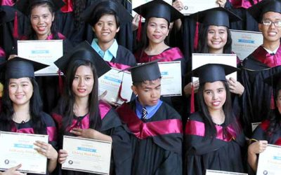 It's Graduation time in Cambodia and the Philippines!