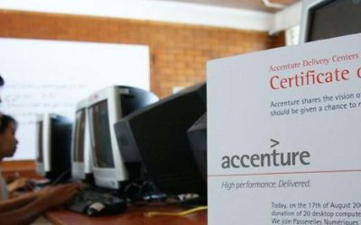 Accenture: A Founding and Long-Lasting Partnership