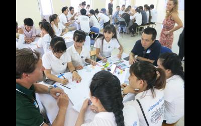 PN Vietnam – A new training program
