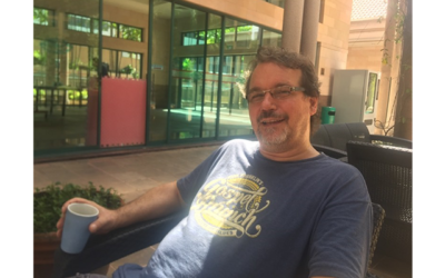 Meet Kurt McClung, a storyteller