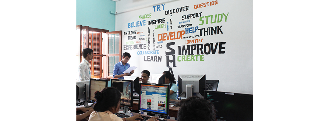 PN Cambodia – The Learning Lab: An innovative studying Environment