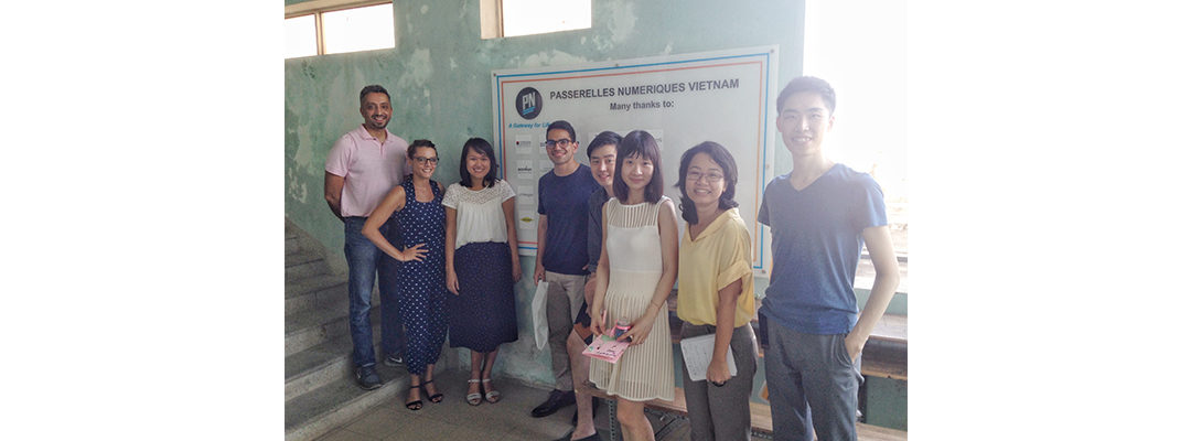 PN Vietnam – JPMorgan Entrepreneurship week
